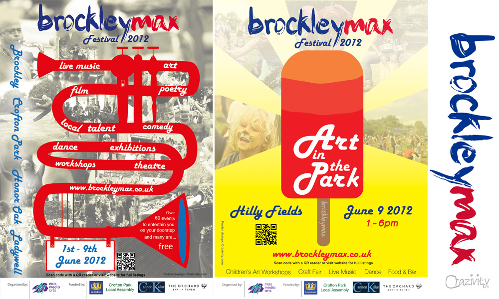 Brockley Max Festival 2012