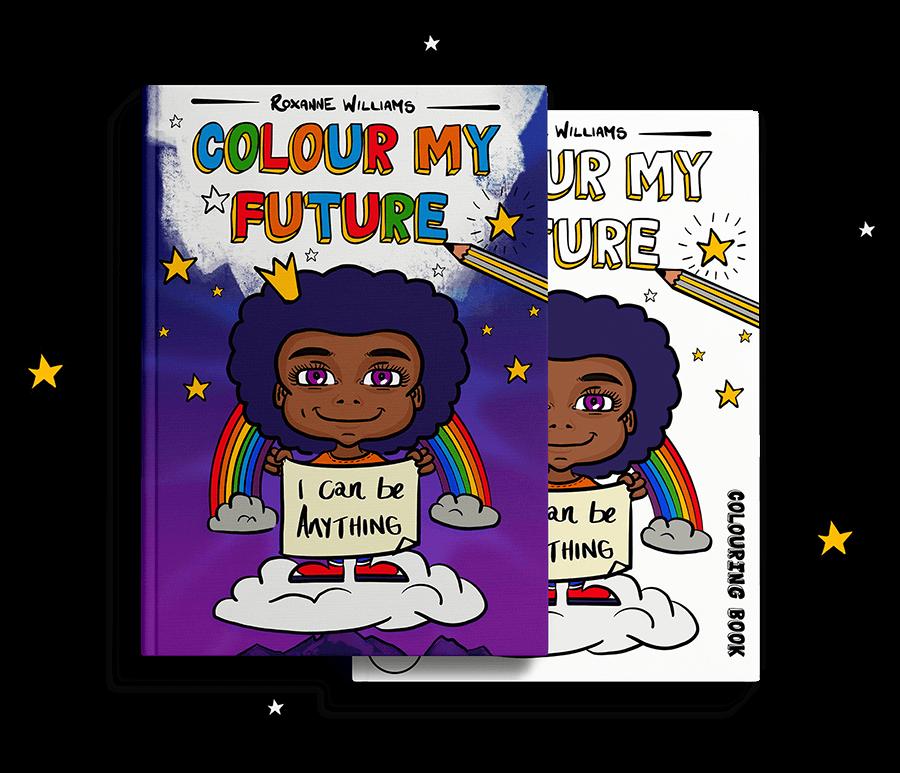 colour my future books