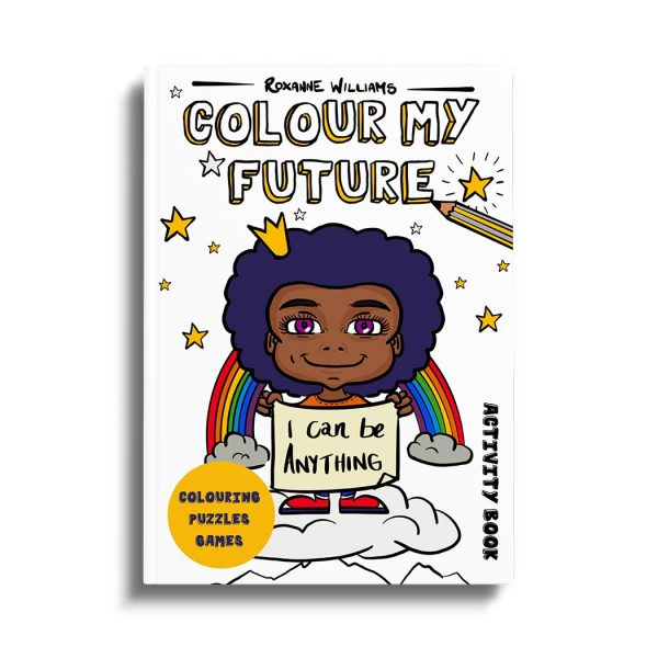 Colour My Future Activity Book