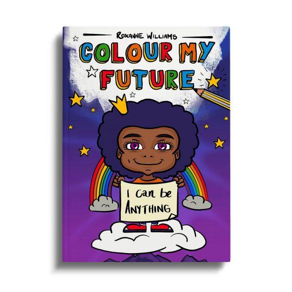 Colour My Future Picture book